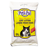 Traditional Clay Kitty Litter, 100% Natural, Gray