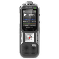 Voice Tracer 6010 Digital Recorder, 8 GB, Gray/Silver