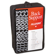 Economy Back Support Belt, Large, Black