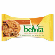 belVita Breakfast Biscuits, Golden Oat, 1.76 oz Pack