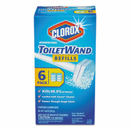 Disinfecting ToiletWand Refill Heads, 6/Pack