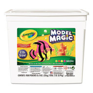 Model Magic Modeling Compound, 8 oz each/Neon, 2 lbs.