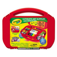 Ultimate Art Supplies and Easel with 85 Pieces, Ages 4 and Up