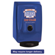 "2L Dispenser for Heavy Duty Hand Cleaner, Blue, 10.49""x4.98""x6.75"", 4/Carton"
