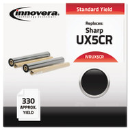 Compatible UX5CR Thermal Transfer Print Cartridge, Black