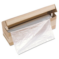 Shredder Bags, 58 gal Capacity, 1/RL
