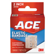 Elastic Bandage with E-Z Clips, 2""