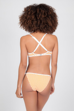 MINK PINK Sunkissed Chevron Bottom