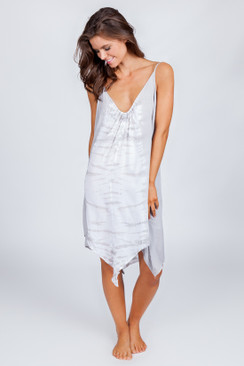 BETTINIS Scallop Dress