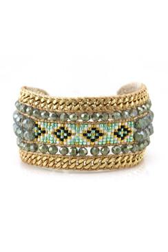 TREZO LAVI Luxury Boho Bracelet