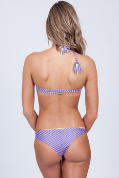2017 BETTINIS Perfect Fit Bottom in Stripe Nude