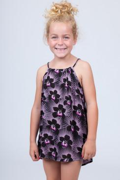 2017 ACACIA HONEY Baby Capri Honey Dress in Modern Pacific