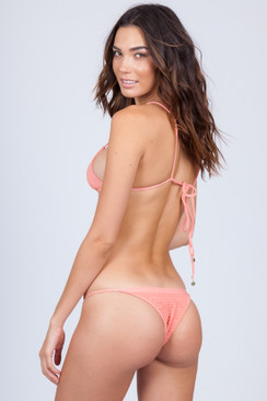 2017 TORI PRAVER Lahaina Bottom in Coral Dust