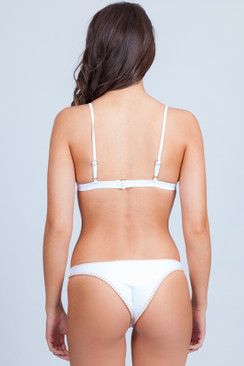 ELLEJAY Daniela Bottom in White