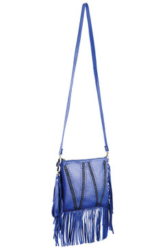2017 TREZO LAVI Santana Bag in Royal Blue