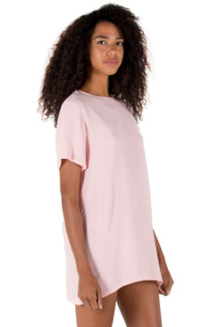 SAPIA SIMONE Bea Dress in Baby Pink
