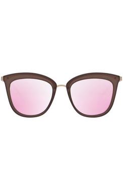 LE SPECS Caliente in Matte Mocha/Gold
