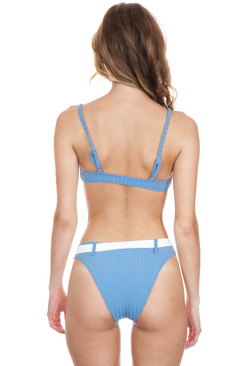 SOLID AND STRIPED Rachel Ice Rib Bottom