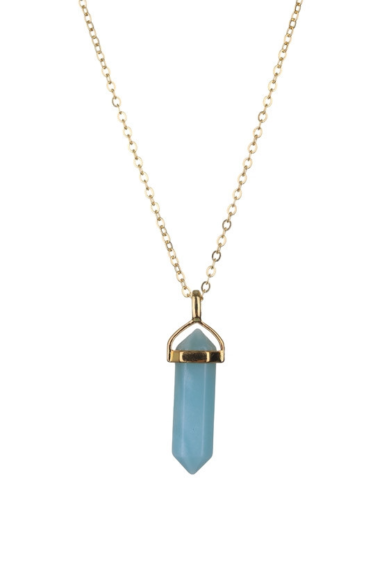 TREZO LAVI Jade Point Crystal