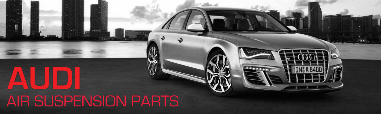 Audi Air Suspension Parts