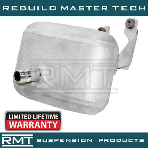M211-R369-ADRR - Mercedes-Benz E-Class W211 2003-2009 (w/4-Corner Leveling Only) OEM REBUILD Rear Right Air Spring Reservoir Tank - Single (For: 2113200825)