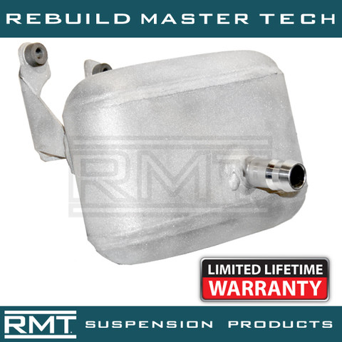 M211-R369-ADRL - Mercedes-Benz E-Class W211 2003-2009 (w/4-Corner Leveling Only) OEM REBUILD Rear Left Air Spring Reservoir Tank - Single (For: 2113200725)