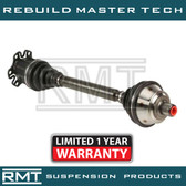 B3W0-A355-ADFR - Bentley Continental Flying Spur 2005-2012 NEW Front Right CV Joint Axle Drive Shaft - Single (3W0407272B)