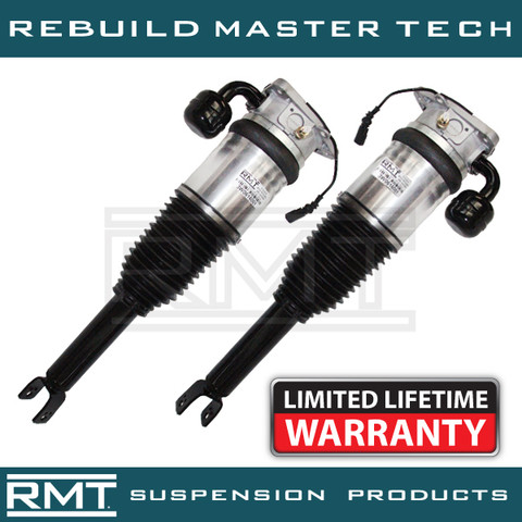 B3W8-R310-ADRP - Bentley Continental GT/GTC 2003-2010 Rear Left & Right OEM REBUILD Suspension Air Spring Bag Struts - Pair (3W8616001 , 3W8616002)