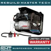 Land Rover Range Rover SPORT 2010 - 2013 OEM NEW AMK Air Suspension Compressor & Relay Kit (LR044360) P-2645