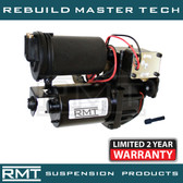 K004-L128-20LC - Lincoln Continental 1995-2002 NEW Air Suspension Compressor Pump with Dryer (F5OY5319A)