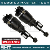 F222-A310-ADFP - Ford Expedition 2003-2006 Front Left & Right NEW Suspension Air Spring Bag Struts - Pair (6L1Z3C199AA)