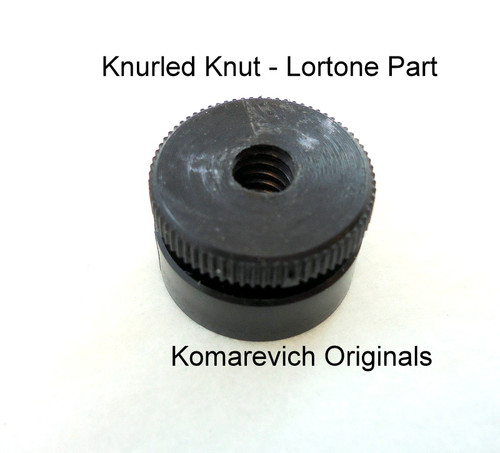 Knurled Nut - For Lortone Tumbler barrels - Shop our Canadian prices.
