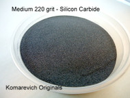 Meduim Grit (220) - Rock Tumbling