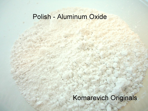 Polish - Rock Tumbling - Aluminum Oxide