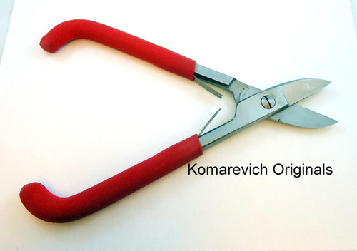 Metal Shears - Cutting or trimming metal sheet or wire