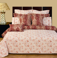 Hampton Bed in a Bag 12PC Reversible Egyptian cotton 400 Thread Count