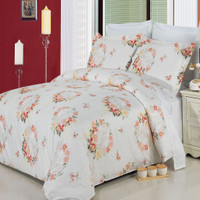 Liza 8-Pieces 100% Egyptian Cotton Bedding Set