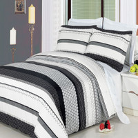 Meadow 8-Pieces 100% Egyptian Cotton Bedding Set