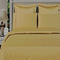 100% Bamboo Gold Duvet Cover Sets