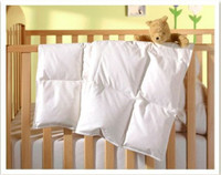 "Baby Down Comforter - 32""x 49"", Weight 9 oz."
