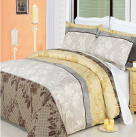 Cypress 8-Pieces 100% Egyptian Cotton Bedding Set