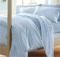 Meridian 4PC 400TC Linen Set