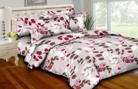 Chick Leaves Bedding Set