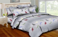 Floating Feathers Bedding Set