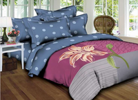 Charming Lily Bedding Set