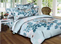 Tranquil Leaves Bedding Set