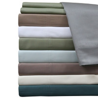 100% Bamboo Viscose 600 Thread  Count California King Sheet Set