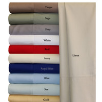 100% Bamboo Viscose California King Sheet Set