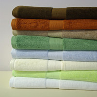 Super Soft Bamboo Blend 6 - Piece Towel Set