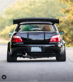 Boosted Beauties® Spec Rear Diffuser (02-07 WRX/STI)